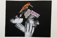 Anima, Collage © Heidi Fenzl-Schwab