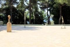 Giacometti-Skulpturen-Fondation-Maeght-2015