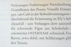 Mayröcker-Verlesungen-Pathos